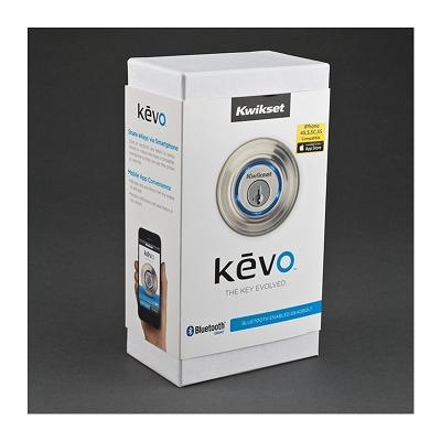 Kevo packaging
