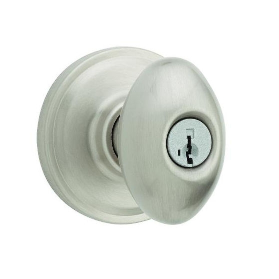 Weiser GA531L-SMT SmartKey Entry 15 Satin Nickel