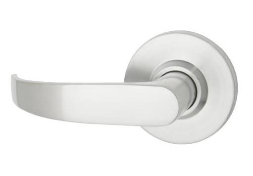 Schlage AL Series Neptune Lever Low Price Door Knobs - Commercial bathroom door handle