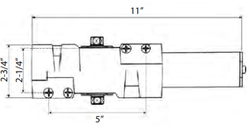 Pamex Heavy Duty Gc4400 Series Door Closer Low Price