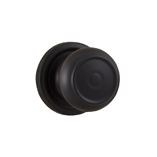Weslock Savannah 605Z Dummy Oil Rubbed Bronze (10B)