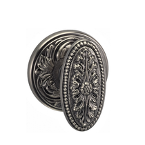 Omnia Classico Collection 059FL Knob Latchset Venetian Nickel (BPS)