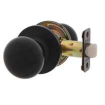 MaxGrade 100WAT10B Watson Passage Door Knob Set Oil Rubbed Bronze