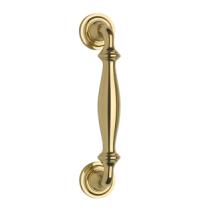 Omnia 2052 Door Pull Polished Brass (US3)