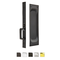 Emtek 2104 Passage Pocket Door Mortise Lock