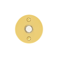 Emtek 2458 Disk Door Bell Button