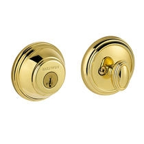 Baldwin Prestige 380RDB Single Cylinder Deadbolt