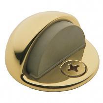 Baldwin Half Dome Bumper in Polished Brass (030)