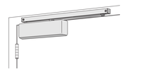LCN 4041T Surface Mount Track Door Closer