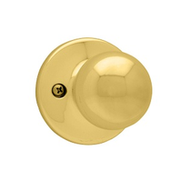 Kwikset 488P Dummy 3 Polished Brass