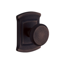 Baldwin Estate 5023 door Knob Set Distressed Venetian Bronze (412)