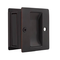 Weslock 527 Passage Pocket Door Pull Oil Rubbed Bronze (10B)