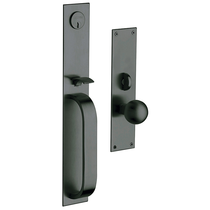 Baldwin Estate 6563 Chicago Mortise Handleset