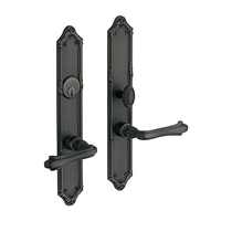 Baldwin Estate 6922 Lakewood Mortise Entrance Set in Oil Rubbed Bronze
