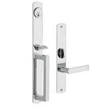 Baldwin Estate 6931 Dallas Mortise Handleset Polished Chrome (260)