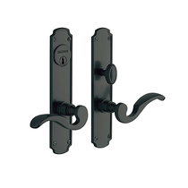Baldwin Estate 6942 Bismark Mortise Entrance Set Oil Rubbed Bronze