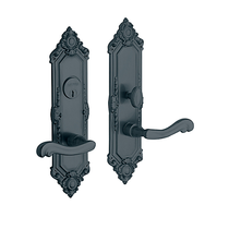 Baldwin Estate 6961 Westminster Mortise Entrance Set in Oil Rubbed bronze