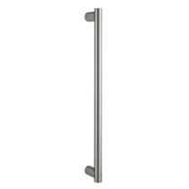 "Omnia 721/400 Stainless Steel 17-5/16"" Door Pull"