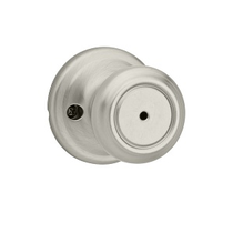 Kwikset 730CN Privacy 15 Satin Nickel