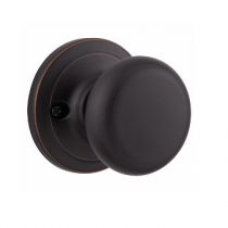 Kwikset Signature Series 788J-11P Juno Single Dummy Knob Venetian Bronze