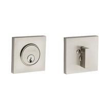Baldwin Estate 8220 Contemporary Square Single Cylinder Deadbolt