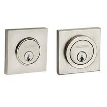 Baldwin Estate 8221 Contemporary Square Double Cylinder Deadbolt