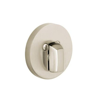Baldwin 8244.PAT Patio 056 Lifetime Satin Nickel