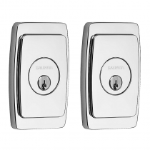 Baldwin Estate 8251 Palm Springs Double Cylinder Deadbolt Polished Chrome