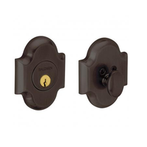 Baldwin 8252 Single Cylinder 112 Venetian Bronze