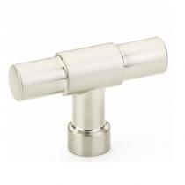 Emtek 86699 Industrial Modern Jasper Cabinet Knob Satin Nickel (US15)
