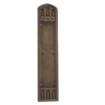 Brass Accents Renaissance Oxford Push Plate