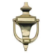 Brass Accents Rope Knocker A06-K0400 Polished Brass (605)