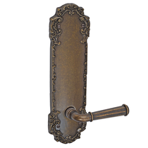 Fusion D6 Victorian Non-Keyed Plate w/St. Charles Lever MDB