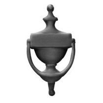 Baldwin 0110 Victorian Door Knocker in Oil Rubbed Bronze (102)