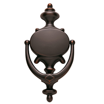 Baldwin 0116 Imperial Door Knocker in Venetian Bronze (112)