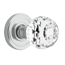 Baldwin Estate 5009 door Knob Set Polished Chrome (620)