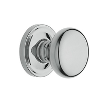 Baldwin Estate 5015 Knob Set Polished Chrome (260)