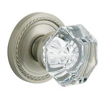 Baldwin Estate 5080 Filmore door Knob Set Satin Nickel (150)