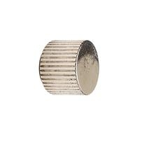 Rocky Mountain CK10020 and CK10022 Flute Reveal Cabinet Knob by Roger Thomas