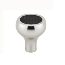 Emtek Black Carbon Fiber Cabinet Knob 86368, 86369