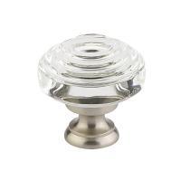 Emtek 86563/86564 Deco Crystal Cabinet Cabinet Knob
