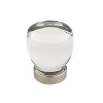 Emtek 86562 Juneau Crystal Cabinet Cabinet Knob