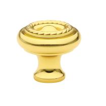 Emtek Brass Rope Cabinet Knob 86112, 86113, 86202