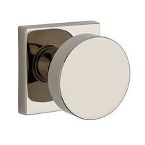 Baldwin Reserve Contemporary Knob Polished Nickel (141) PSCONCSR141