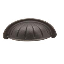 Emtek Tuscany Bronze Bin Pull 86099, 86199 Medium Bronze Patina (MB)