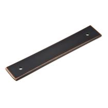 Emtek 86419 Curvilinear Neos Cabinet Pull Backplate