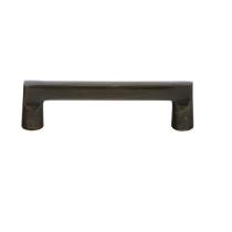Emtek Sandcast Bronze Rail Cabinet Pull Medium Bronze Patina (MB)