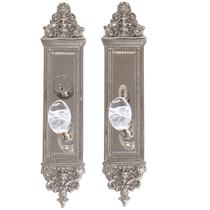 Brass Accents Renaissance Collection Apollo Mortise Entrance Set
