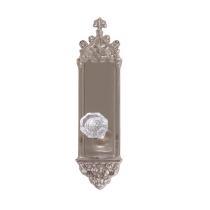 Brass Accents Renaissance Collection Gothic Decorative Plate