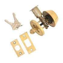 Brass Accents Deadbolt D09-D0050, D09-D0060
